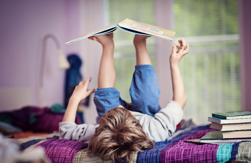 Four Fascinating Technology Trends in Children's Literature